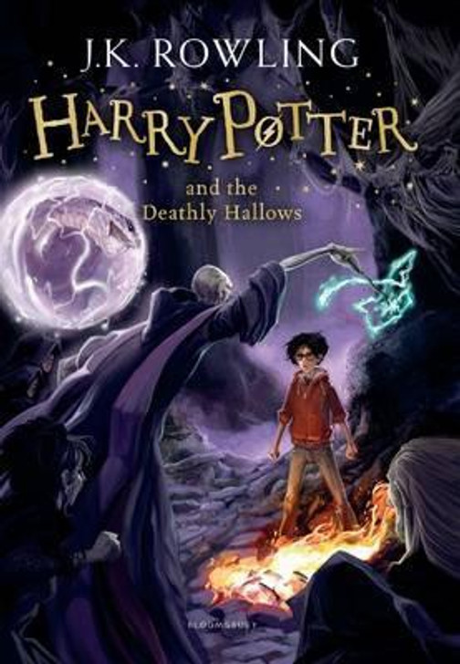 Harry Potter and the Deathly Hallows / J.K. Rowling