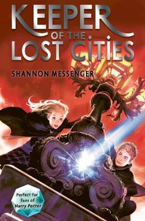 Keeper of the Lost Cities / Shannon Messenger