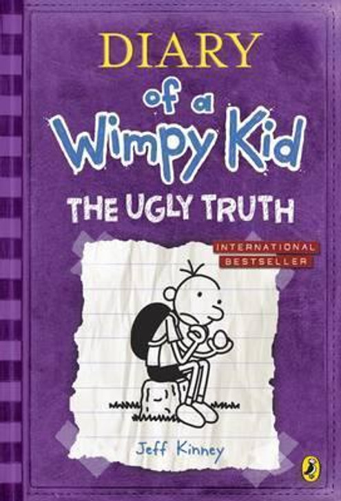 Diary of Wimpy Kid 5 : Ugly Truth / Jeff Kinney