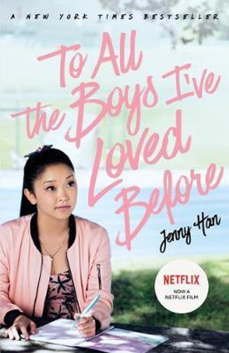 To All the Boys I've Loved Before Netflix Tie - In
