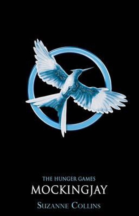 Hunger Games #3 Mockingjay (Adult P/B Ed.)