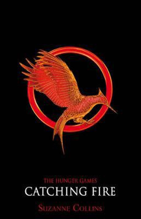 Hunger Games #2 Catching Fire (Adult P/B Ed.)