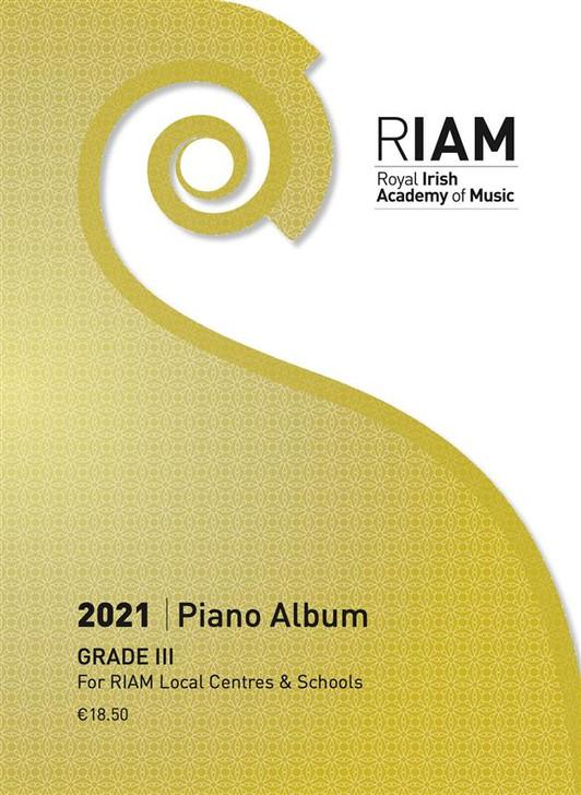 RIAM 2021 Piano Grade 3