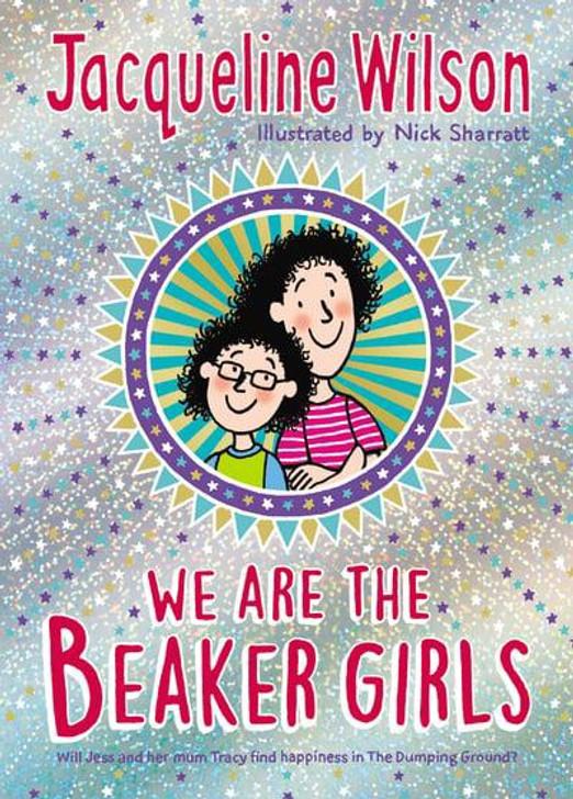 We are the Beaker Girls P/B / Jacqueline Wilson