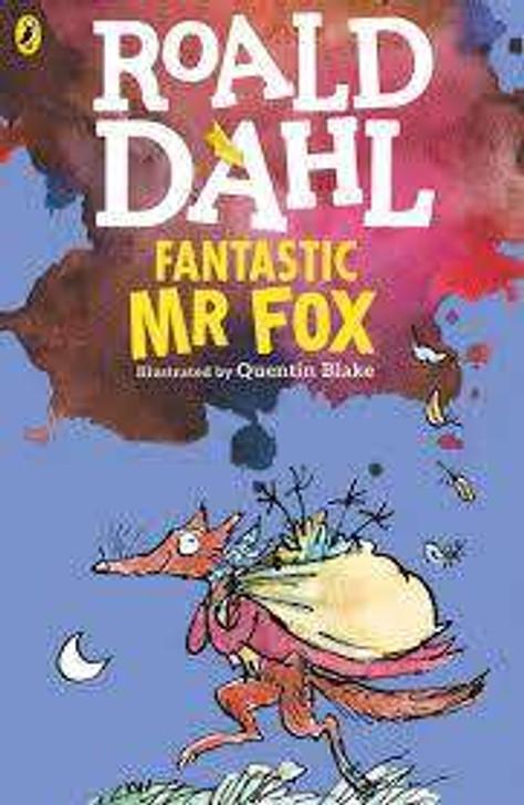 Fantastic Mr Fox / Roald Dahl
