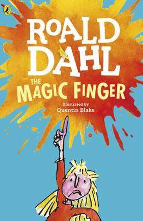 Magic Finger, The / Roald Dahl