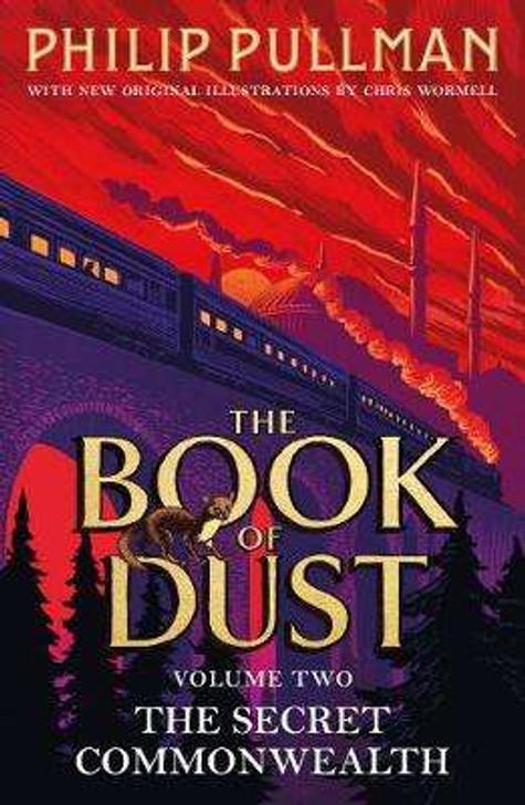 Book of Dust: Secret Commonwealth P/B - Philip Pullman