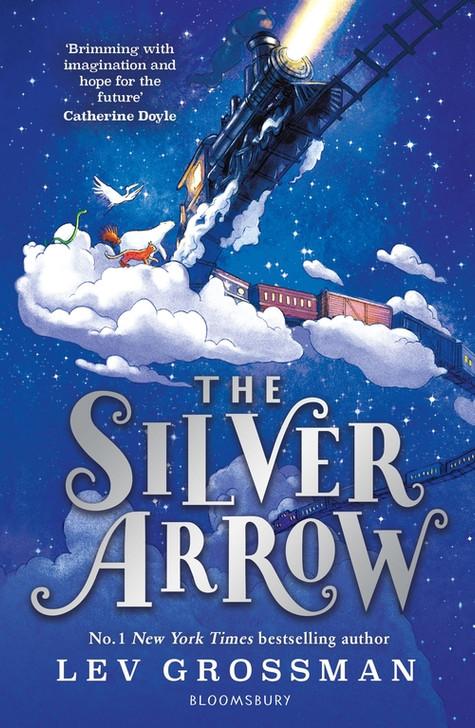 Silver Arrow H/B, The - Lev Grossman