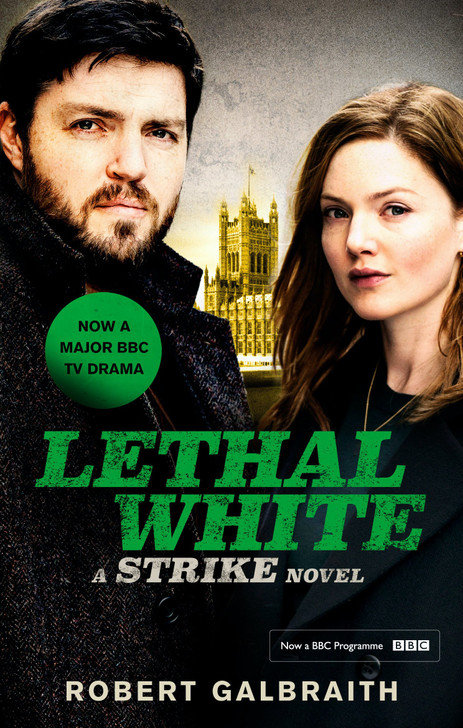 Lethal White pbk. - Robert Galbraith