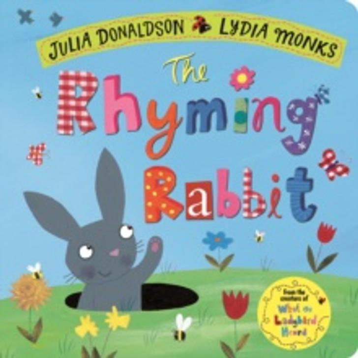 Rhyming Rabbit B/Bk