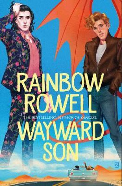 Wayward Son P/B - Rainbow Rowell