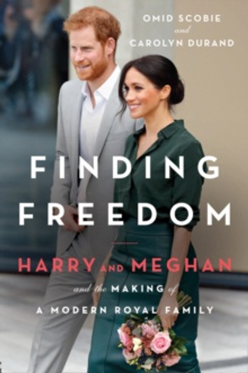 Finding Freedom - Omid Scobie