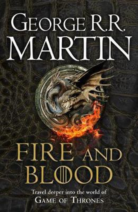 Fire and Blood P/B - George RR Martin