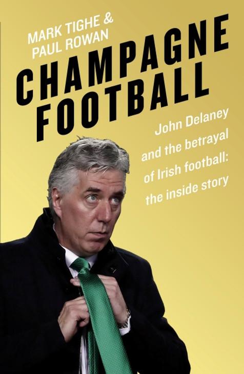 Champagne Football / Mark Tighe / Paul Rowan