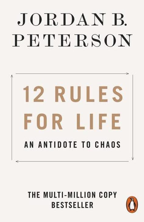 12 Rules for Life P/B / Jordan B. Peterson