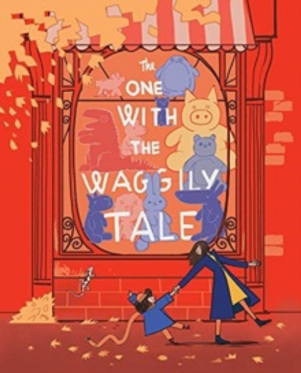 One With the Waggly Tail / Sarah Webb