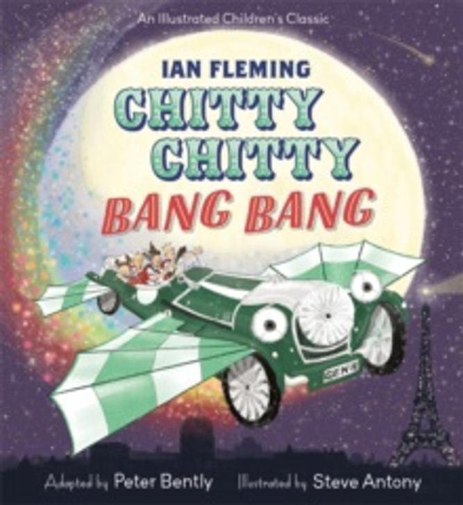 Chitty Chitty Bang Bang Illustrated Ed. / Fleming Ian