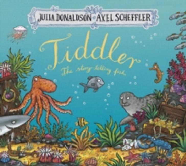 Tiddler P/B / Julia Donaldson & Axel Scheffler