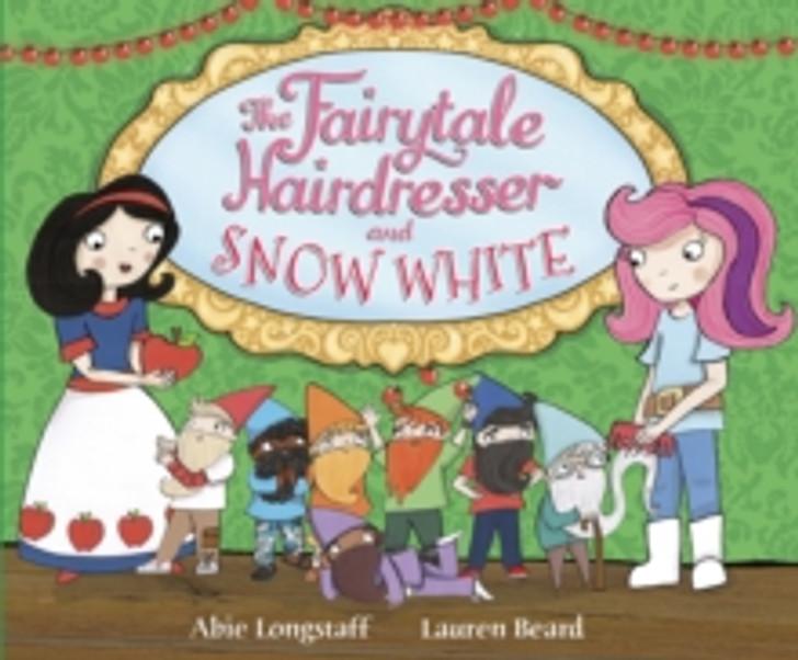 Fairytale Hairdresser and Snow White / Abie Longstaff