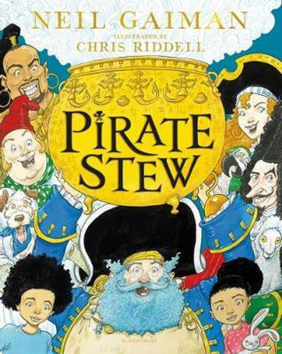 Pirate Stew H/B / Neil Gaiman
