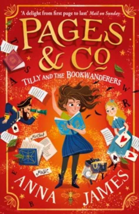 Pages & Co Tilly and the Bookwanderers P/B