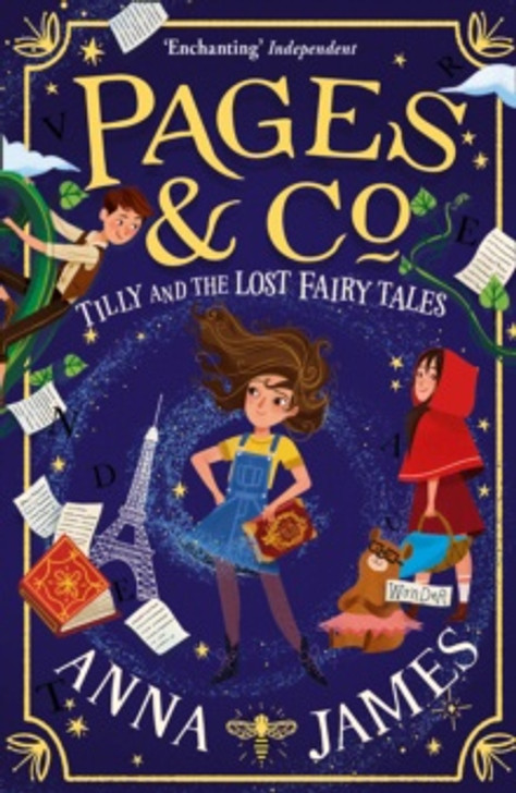 Pages & Co.: Tilly and the Lost Fai