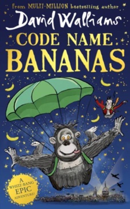 Code Name Bananas / David Walliams
