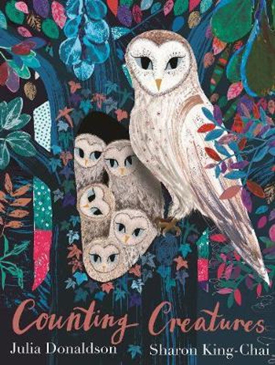Counting Creatures H/B / Julia Donaldson & Sharon King-Chai