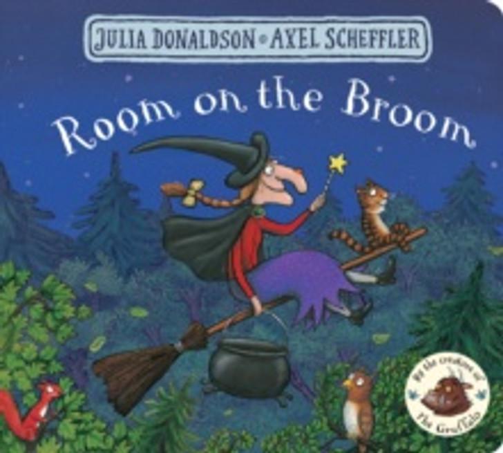 Room on the Broom B/B / Julia Donaldson