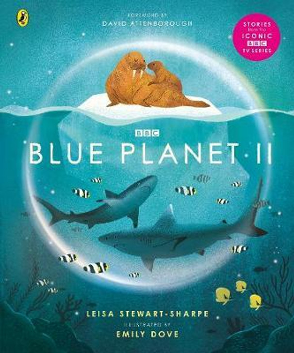 Blue Planet II H/B / Leisa Stewart-Sharpe