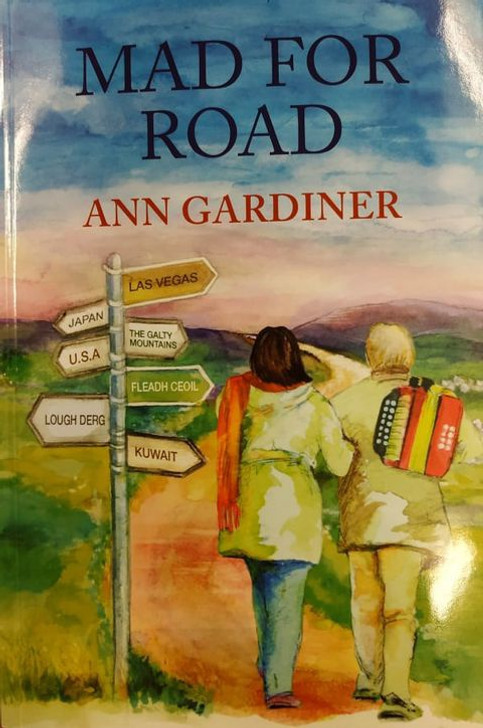 Mad for Road / Ann Gardiner
