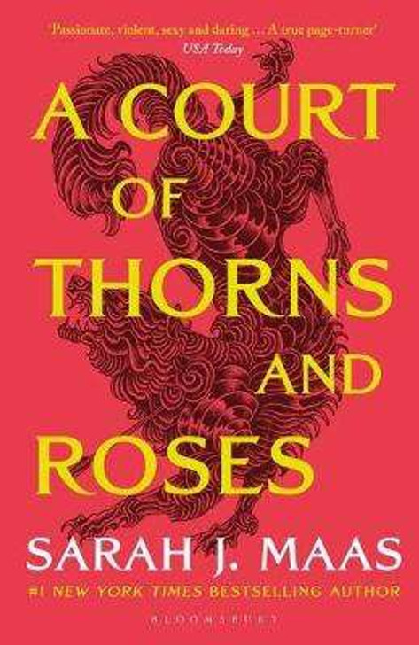 Court of Thorns  and Roses, A / Sarah J. Maas