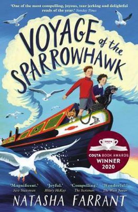 Voyage of Sparrowhawk / Natasha Farrant
