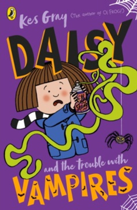 Daisy and the Trouble with Vampires P/B