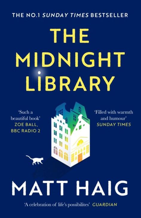 Midnight Library P/B, The / Matt Haig