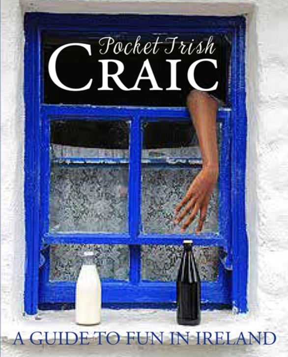 Pocket Irish Craic H/B, A