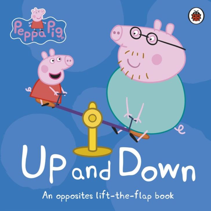 Peppa Pig Up and Down B/B