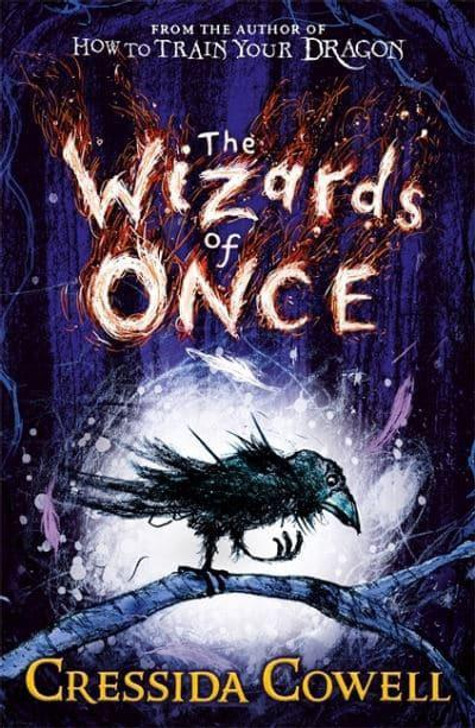 Wizards of Once P/B, The / Cressida Cowell
