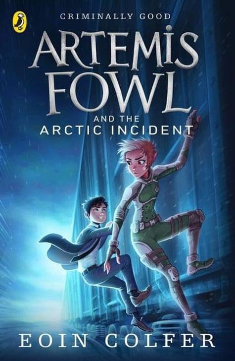 Artemis Fowl and the Arctic Incident / Eoin Colfer