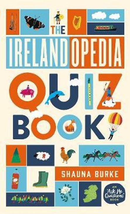 Irelandopedia Quiz Book, The