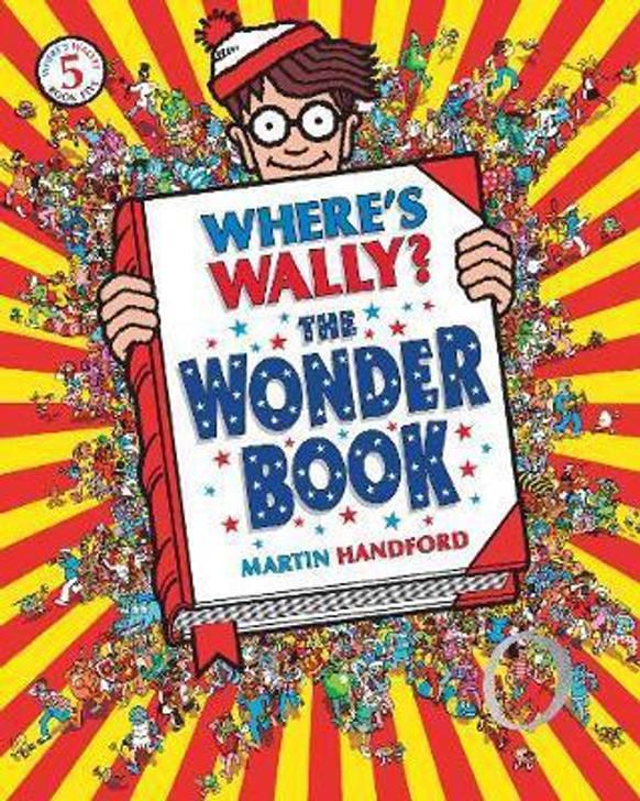 Where's Wally? The Wonder Book Book #5