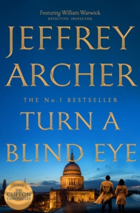 Turn a Blind Eye / Jeffrey Archer **SIGNED**
