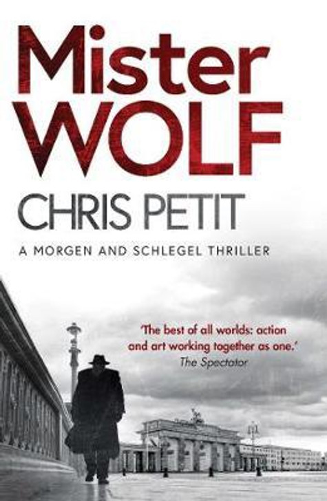 Mister Wolf P/B / Chris Petit