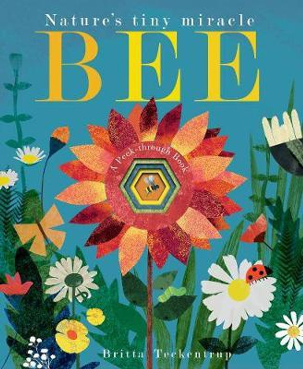 Bee: Nature's Tiny Miracle B/B / Britta Teekentrup