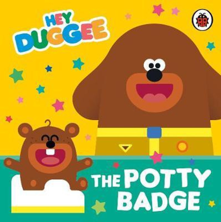 Hey Duggee: The Potty Badge B/B