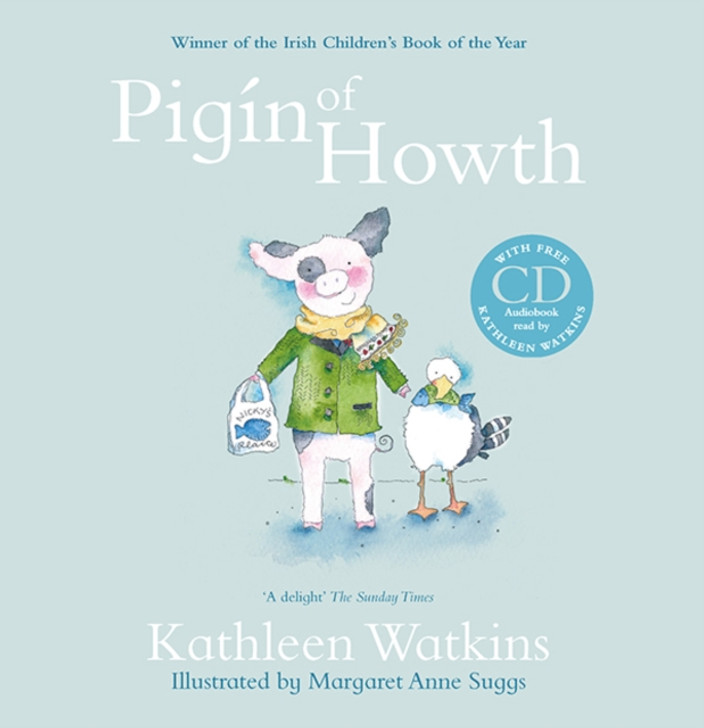Pigin of Howth with Audio CD / Kathleen Watkins