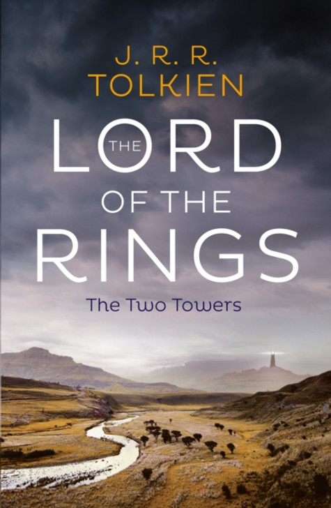 Lord of the Rings: Two Towers / J.R.R. Tolkien