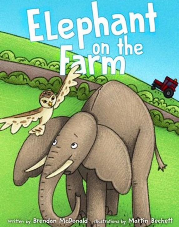 Elephant on the Farm / Brendan McDonald