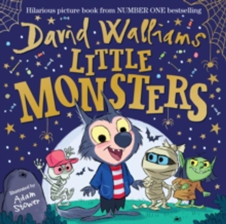 Little Monsters H/B / David Walliams