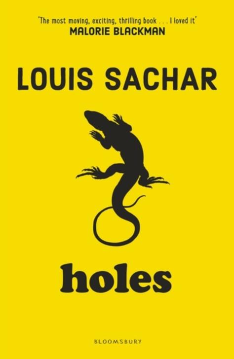 Holes / Louis Sachar